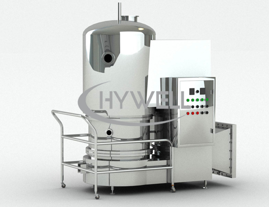 Pharmaceutical Powder Fluidizing Drier