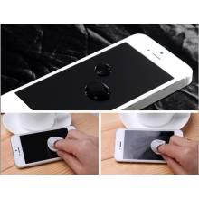 Gehärtetes Glas Mobile Displayschutzfolie für iPhone / Samsung / HTC / Sony