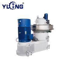 YULONG XGJ560 машина для обработки древесных гранул