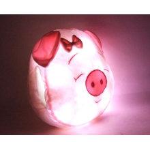 Flashing Pig Pillow