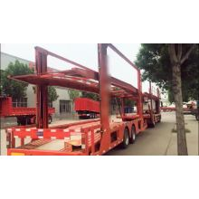 Remolque transportador de automóviles Semirremolque portador de automóviles