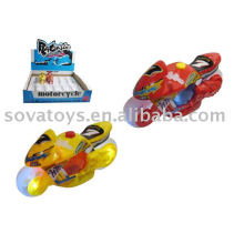 La fricción potencia juguetes de coches, motocicleta FP con la luz y la música-901030750