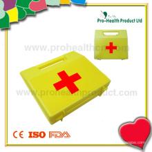 Leere Erste-Hilfe-Kit-Box (pH071)