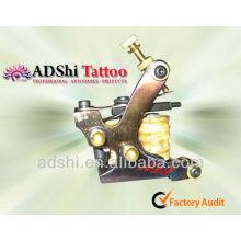2013 kreative 8 wraps klassischen Stil doppelten Nieten Design handgefertigte Tattoo Pistole und Tattoo-Maschinen