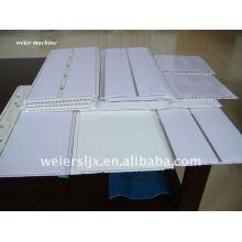 PVC hollow panel production machine