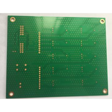 2-lagers RO4003C RF PCB-layout