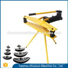 convenient 4 roller machine pneumatic pipe bender aluminum beads scale