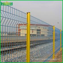 Заводская цена дешевая и тонкая сделанная в Китае anti поднимает забор сетки сетки
