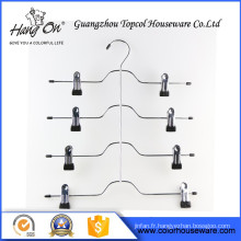 Drapery Wire Hanger , Wire Hanger Powder Coating