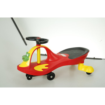 Kids Indoor Magic Wheeled Car Mainan Musik Bayi