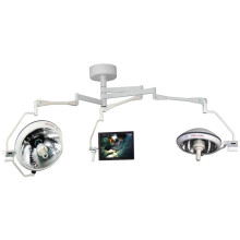 Потолочная лампа OT с 2 лампами и камерой