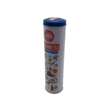 Italy Noodle Box Tin Container Tin Can Wholesale