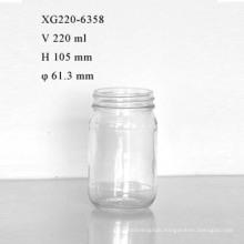 Glass Food Containier 220ml (XG220-6358)