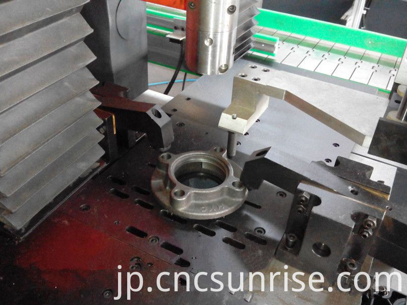 Spherical bearing seat boring machine