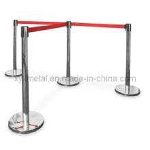 Funktionelle und erschwingliche Movable Retractable Belt Barrieren