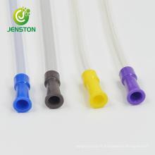 Tube rectal en PVC de fournitures médicales jetables