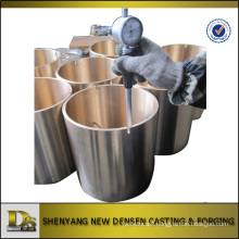 OEM all materials Brass Bushing for flange