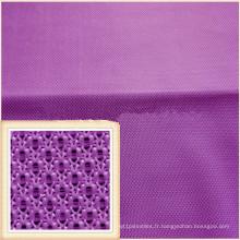 Chine Tissu de maille de polyester de gros en gros pour Jersey Sportwear