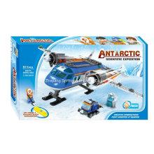 Boutique Building Toy Toy-Antarctic Expedição científica 09
