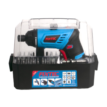 Perceuse pour tournevis à batterie lithium-ion FIXTEC Power Tools