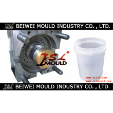 Plastic Injection Storage Bucket Mould