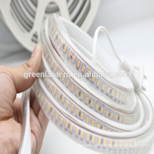 AC220V Outdoor waterproof SMD 3038 flexible LED light Strip