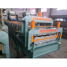 Double Layer Roof Tile and Wall Color Steel Making Machine (XH820-860)