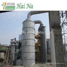 Pulverizador de dióxido de azufre para la caldera de la central eléctrica
