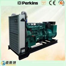 Consumo de combustible bajo 80kVA 64kw Generador de UK Engine