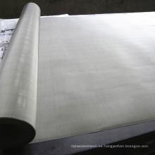 Malla de alambre del acero inoxidable 904L de la resistencia del agua de los 2m 4m