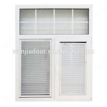 bonne vue fenêtres inclinables grilles fenêtres et portes en pvc