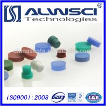 Septa GC de haute température en silicone de 11 mm