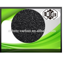 1.5mm granular activated carbon for air purification