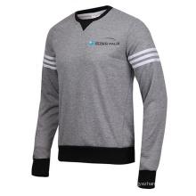 Custom Knitted Windproof Stringer Fleece Men′s Crewneck Hoodies&Swearshirts