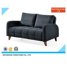 Sofá cama moderno de la sala de estar plegable