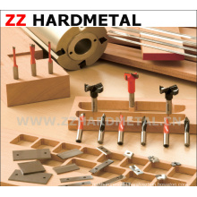 Hra93 High Wear Resistant Alloy Wood Working Insert
