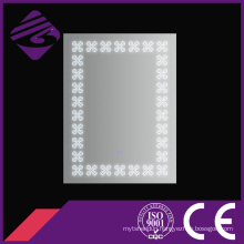 Jnhl-144 China Saso Fog Free Shower Waterproof LED Square Mirror