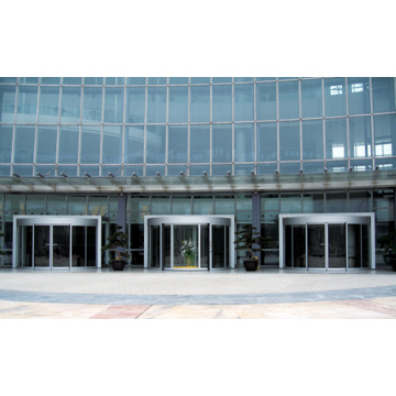 Semi-circular Automatic Curved Sliding Doors