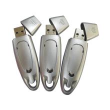 Рекламный пластиковый флэш-накопитель USB 2.0