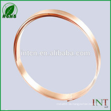 Elektrokomponenten Stanzteile Silber plattierten Kupfer