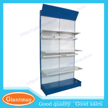 Good weigth capacity metal shop fittings display rack and stand
