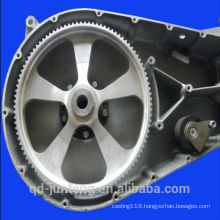 bicycle spare parts aluminum gear box