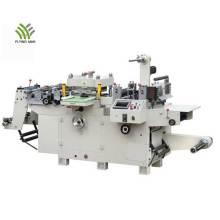 Machine de découpe d'étiquettes à plat à grande vitesse
