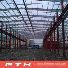 Niedriges Kosten-großes Spannweiten-industrielles Stahlstruktur-Lager