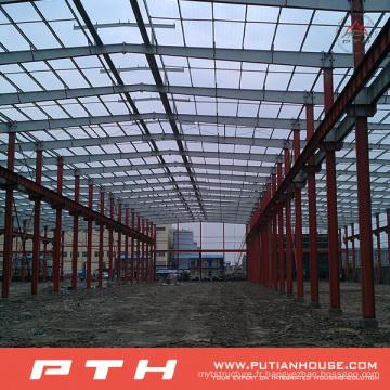 2015 entrepôt de structure en acier à faible coût de conception personnalisée