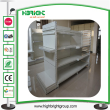 Supermarket Convenient Grocery Store Gondola Shelf