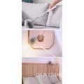 Extendable Feather Duster Kitchen Home Wall Cobweb Electrostatic flexible Microfiber Cleaning Electric Spin Duster