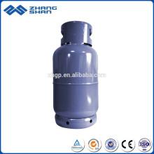 Zusammengesetzte 15kg LPG-Gasflasche aus Edelstahl