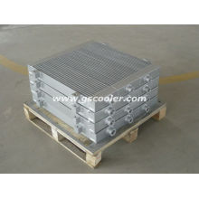 Enfriadores de aire de aceite de aluminio para el compresor de aire (AOC0992)