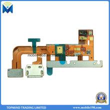 Repuestos para Huawei P6 Dock Puerto de carga Flex Cable Ribbon